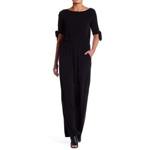 Vince Camuto Black ity jumpsuit romper